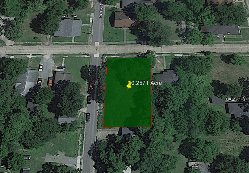 0.26 ACRE LOT IN JEFFERSON COUNTY, AR!
