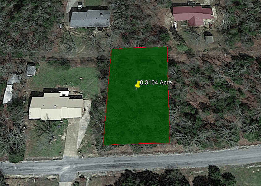 0.31 ACRE LOT IN IZARD COUNTY, ARKANSAS!