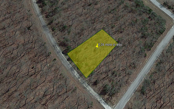 Accessible Lot in Horseshoe Bend, Worry No More!
