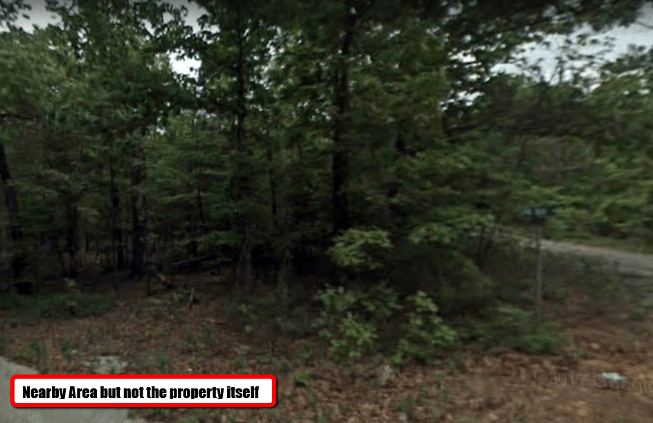 0.27 ACRE LOT IN IZARD COUNTY, ARKANSAS!