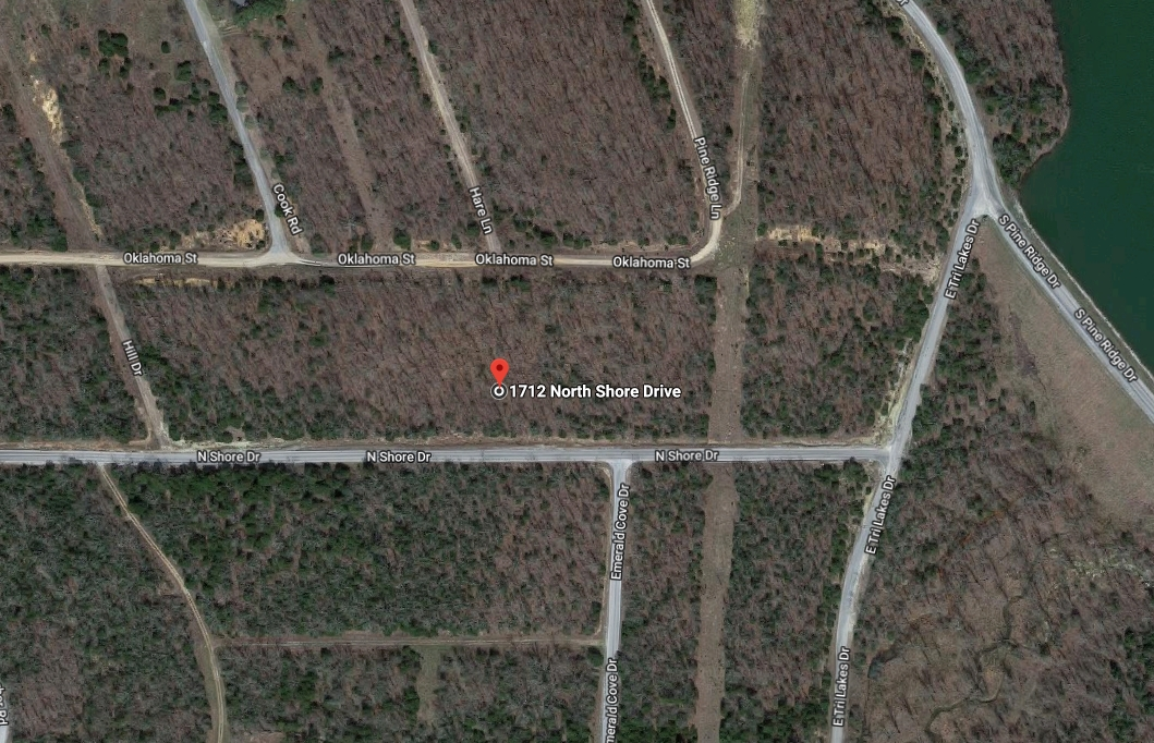 0.30 ACRE LOT IN IZARD COUNTY, ARKANSAS!