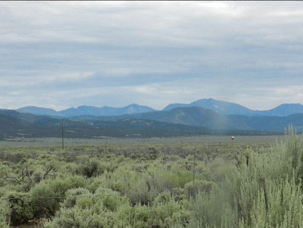 5.03 ACRE LOT IN COSTILLA COUNTY, COLORADO
