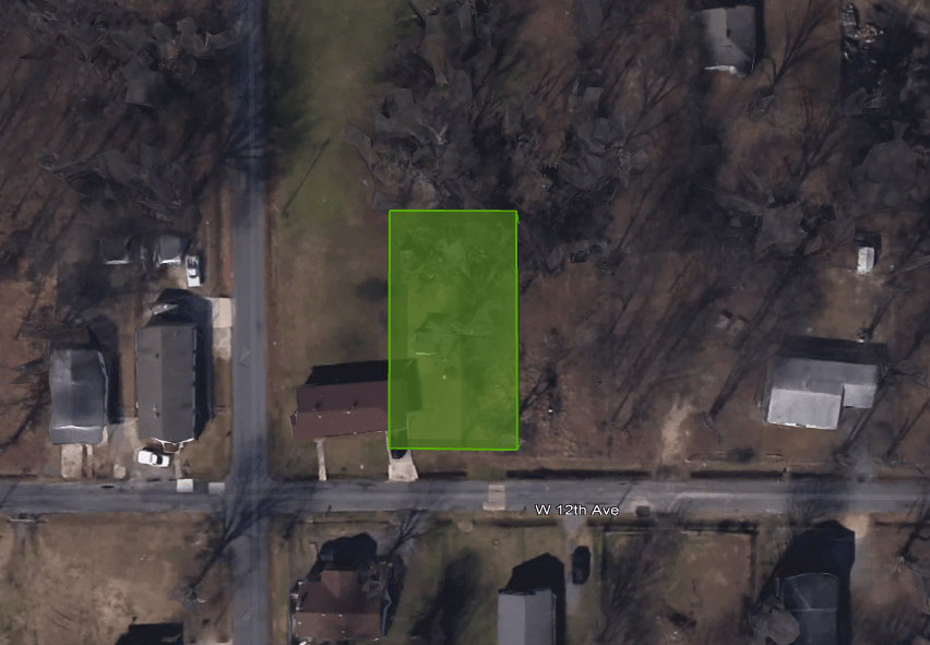 0.11 ACRE LOT IN JEFFERSON COUNTY, AR!