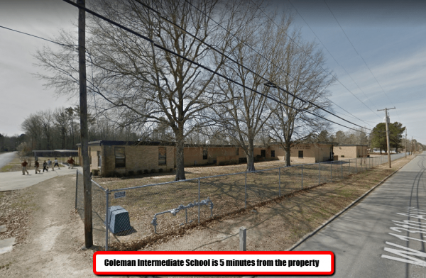Pine Bluff Lot Close to Lots of Amenities! Own this Now!