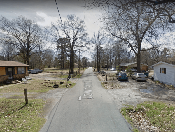 Settle on this 0.11-acre Lot Close to University of Arkansas!