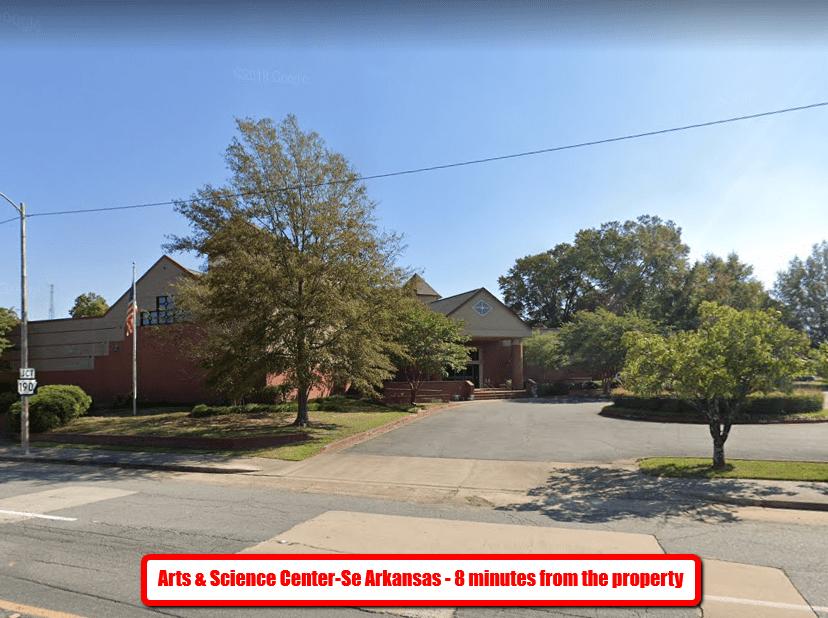 0.12-Acre Lot in Jefferson County, Arkansas!