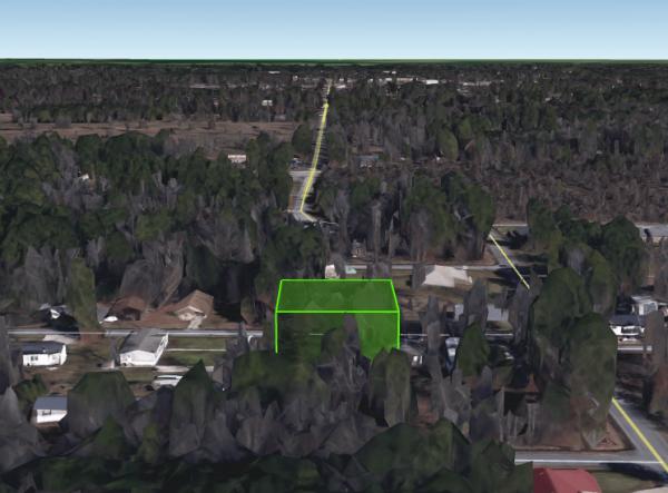 SOLD-0.25-Acre Lot in Jefferson County, Arkansas!