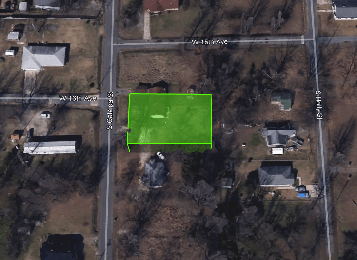 0.18-Acre Lot in Jefferson County, Arkansas!