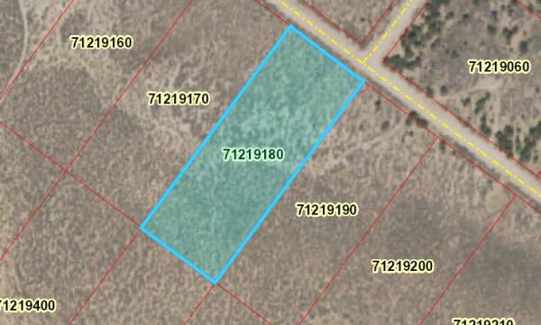 2.53 ACRE LOT IN COSTILLA COUNTY, COLORADO