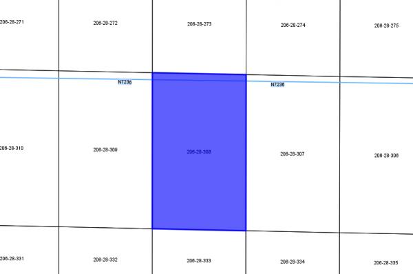 1.24 ACRE LOT IN APACHE COUNTY, ARIZONA