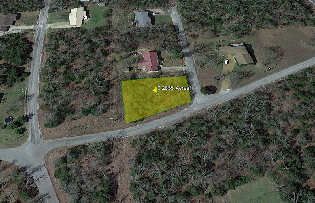 0.29 ACRE LOT IN IZARD COUNTY, ARKANSAS!