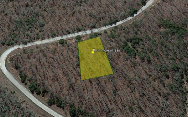 SOLD - An Acreage of .36-acre near Diamond Lake