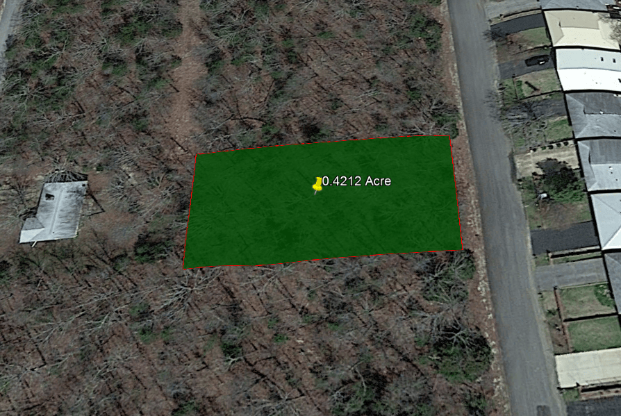 0.42 ACRE LOT IN IZARD COUNTY, ARKANSAS!