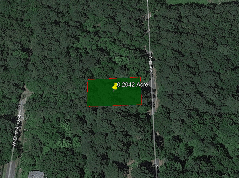 0.20 ACRE LOT IN JEFFERSON COUNTY, AR!