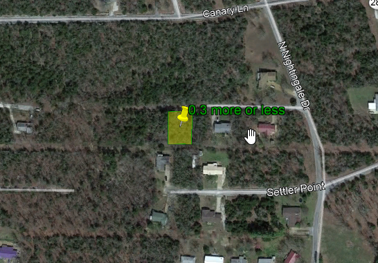 Enjoy and Relaxed in this 0.3-acre lot in Horseshoe Bend