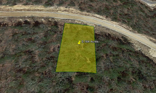 For Sale Lot in Taney County! Dirt Road Access