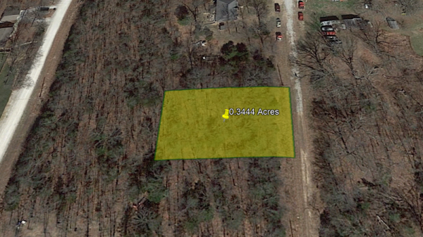 Power Line Nearby, 0.3444-Acre in Taney County, Missouri!