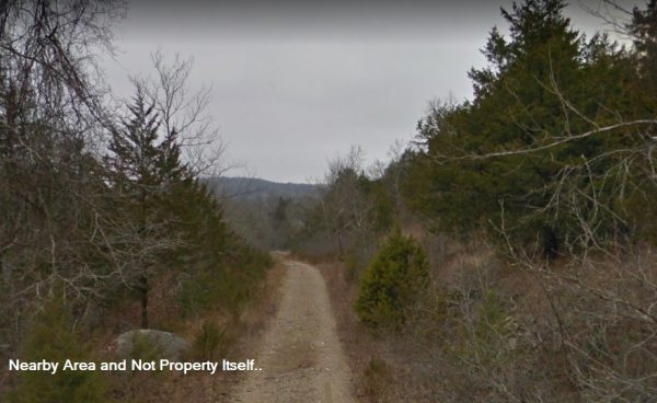 Great Wooded Lot in Taney County, MO!