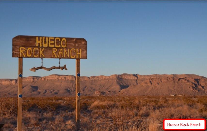4.97 Acres in Hudspeth County, Texas